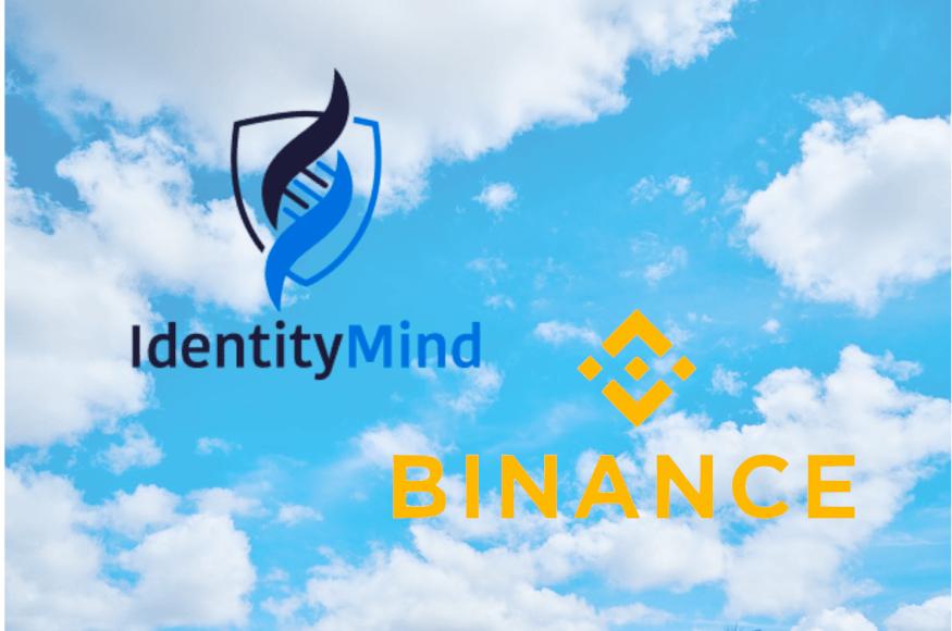Binance se asocia con IdentityMind para mejorar la protección de datos y medidas de cumplimiento