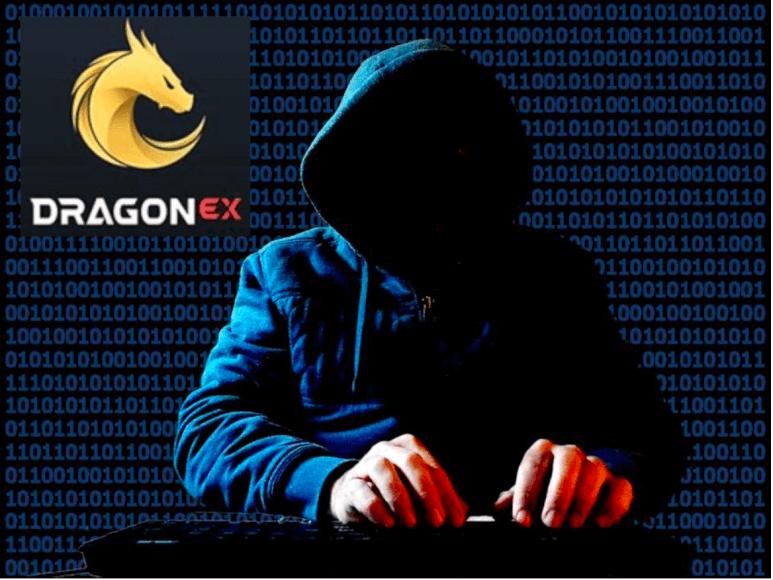 DragonEx, el exchange con sede en Singapur, ha sido Hackeado