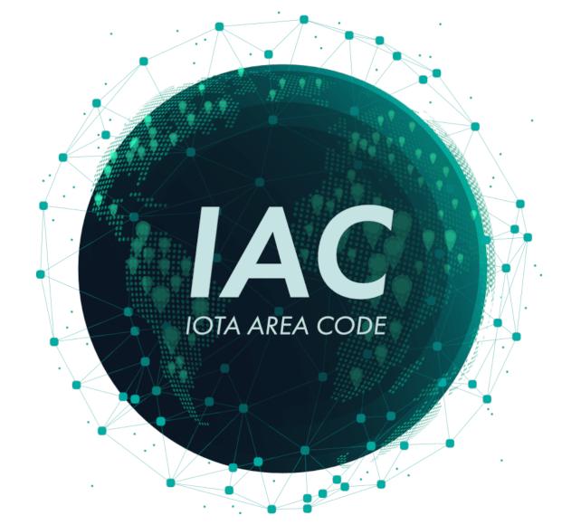 IOTA Area Codes (IACs): etiquete geográficamente sus transacciones