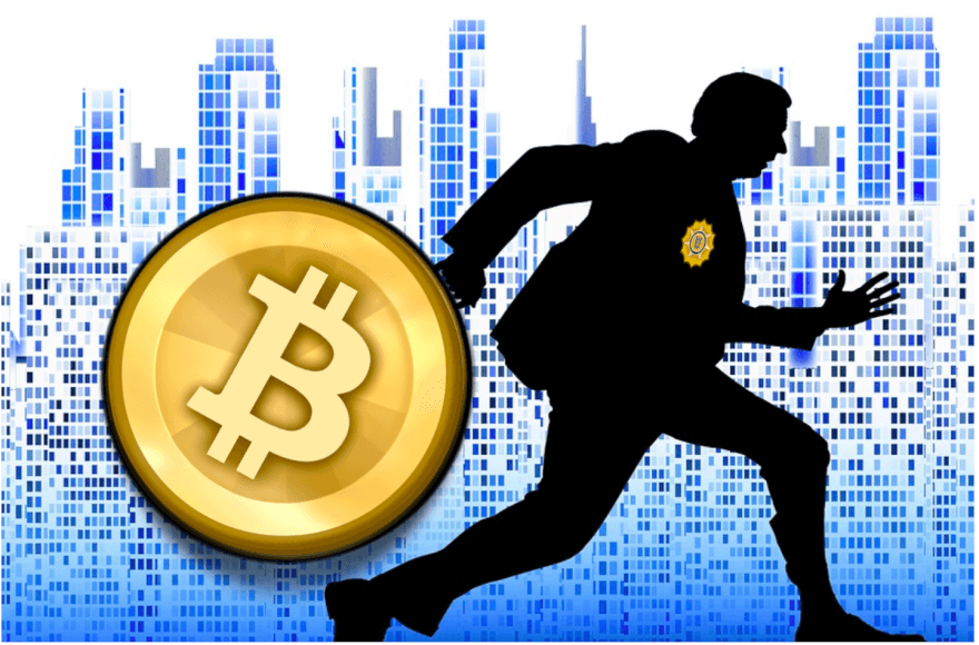 Trader de criptomonedas es atacado en casa por quienes parecen ser policías