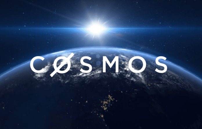 cosmos red de blockchains