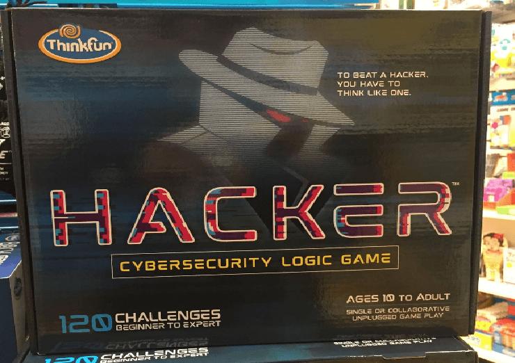 juego de mesa Hacker