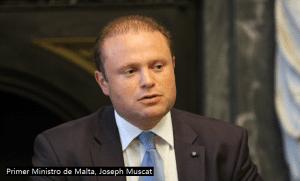 Joseph Muscat - Malta