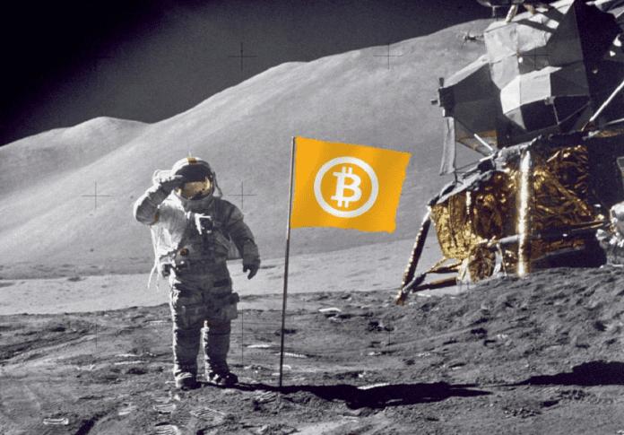 bitcoin a la luna