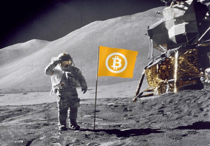 Para algunos toros de Bitcoin, la Luna no parece estar tan lejos
