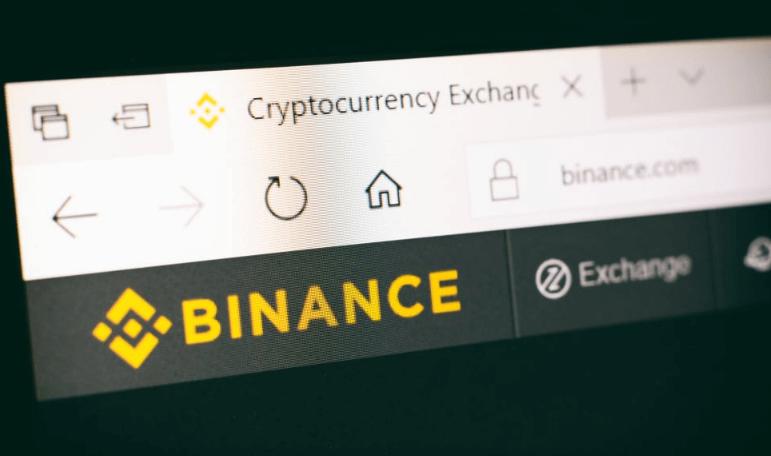 Binance Web Exchange