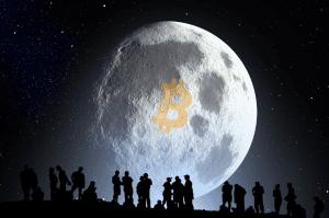 Bitfinex detiene el viaje a la Luna de Bitcoin y Stellar comienza mayo con nueva cara