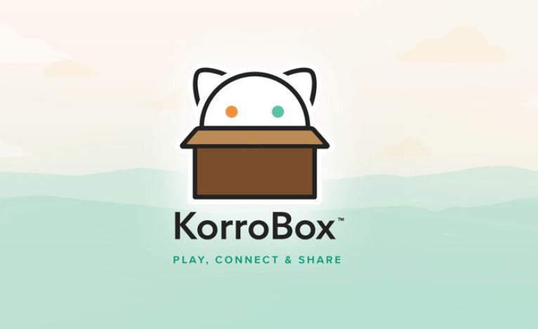 korrobox blockchain juegos