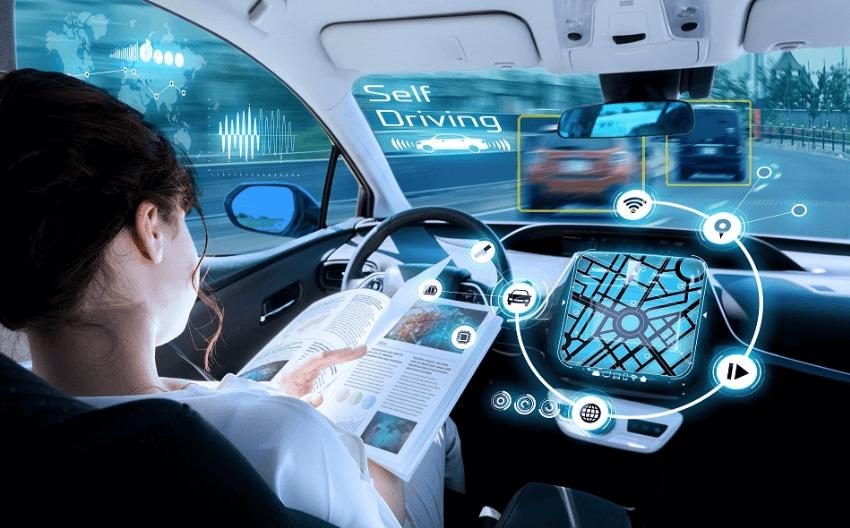 vehículos autónomos