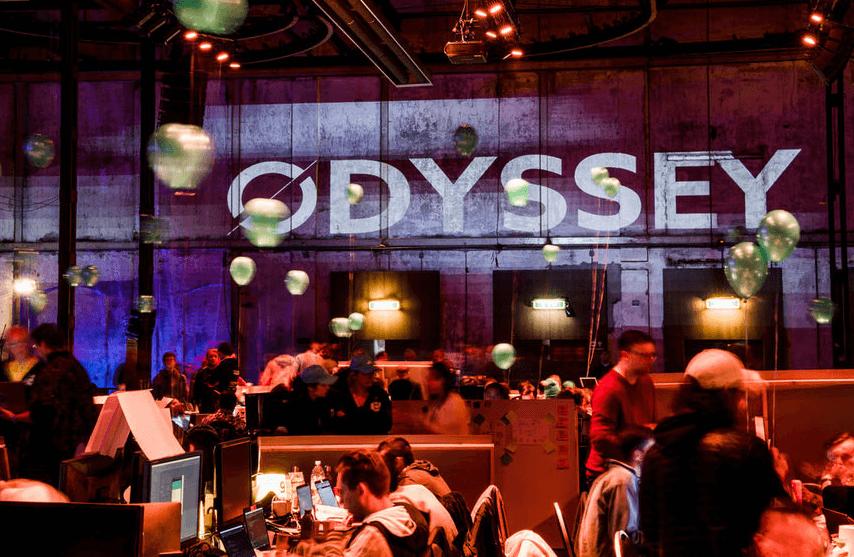 Blockchain resuelve desafíos reales en Odyssey 2019