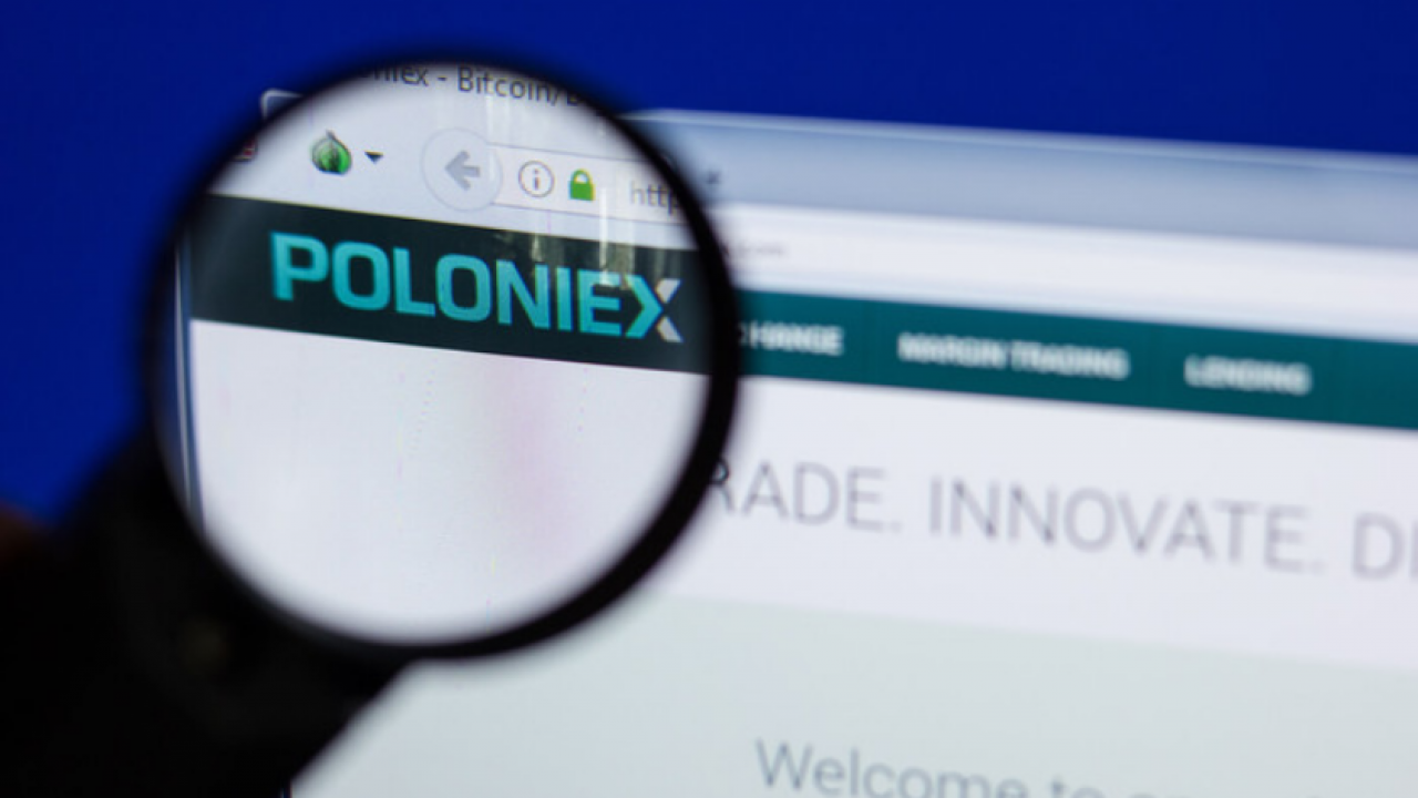 poloniex cryptocurrency exchange ポロ