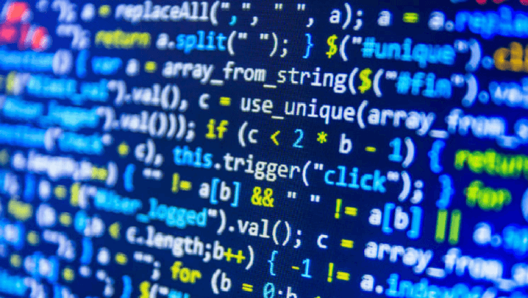 programar en blockchain
