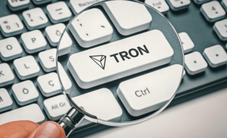 Metcalfe y NVT auguran buenos tiempos para TRON en 2019