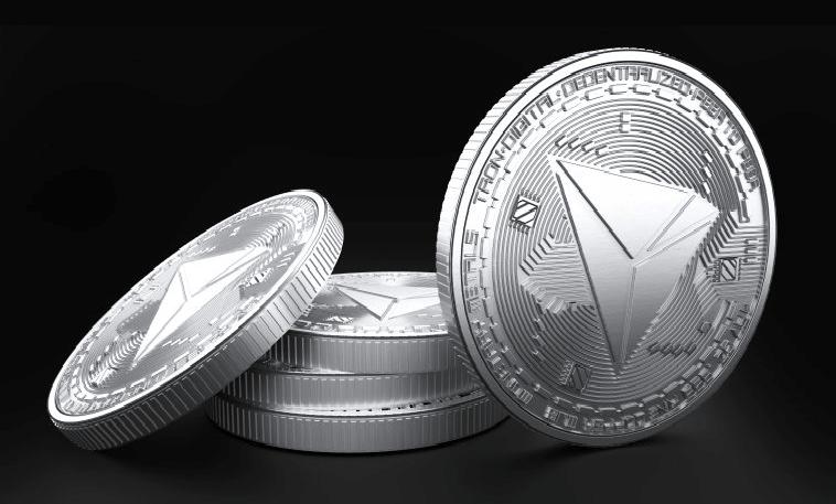 tokens TRX de TRON