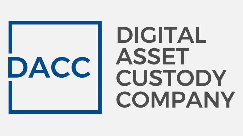 Digital Asset Custody Company DACC