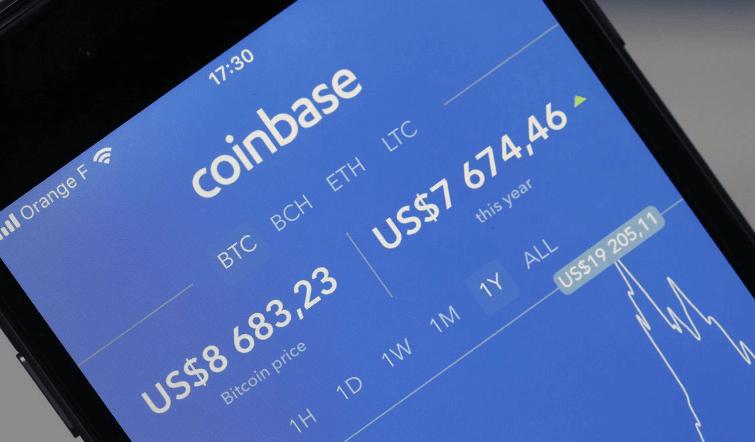 fintech Coinbase
