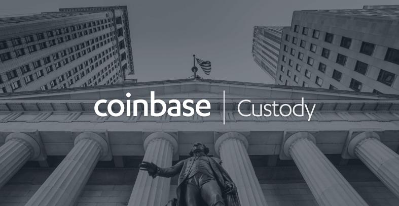 Coinbase cripto custodia