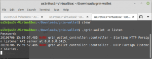 ¿Te interesa recibir criptomonedas Grin? En este tutorial para Linux y Windows aprenderás cómo