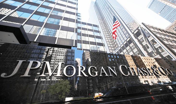 criptomonedas JPMorgan Chase