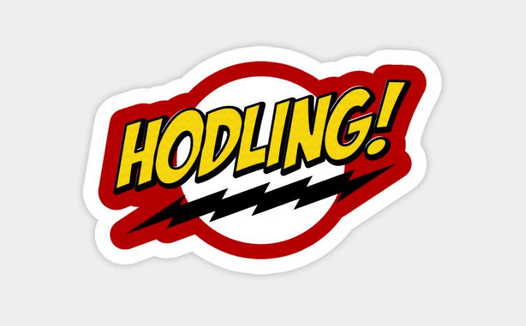 trading de criptomonedas - hodling