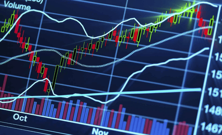 trading de criptomonedas - análisis técnico