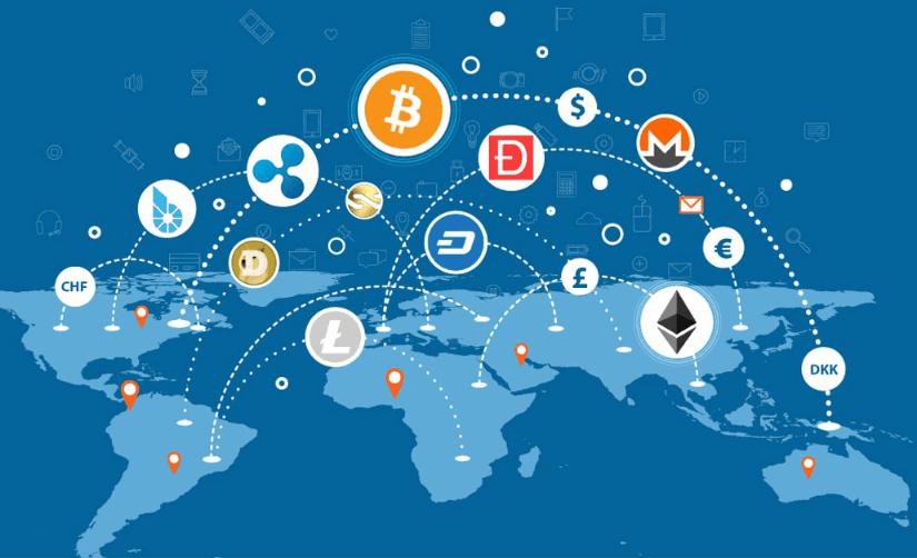 trading de criptomonedas - el futuro