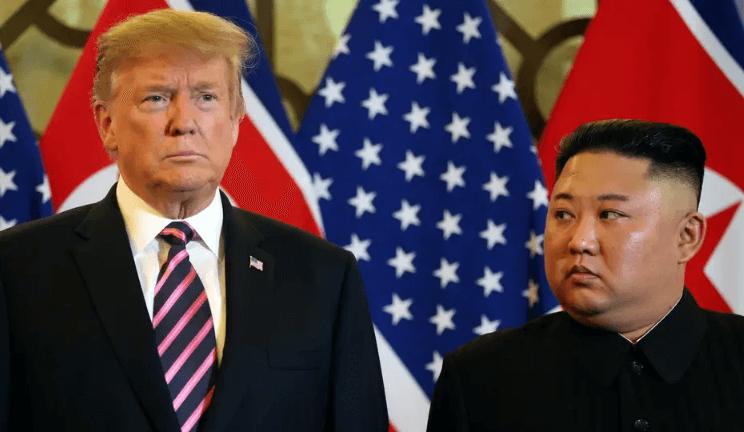 Corea del Norte - Trump y Kim
