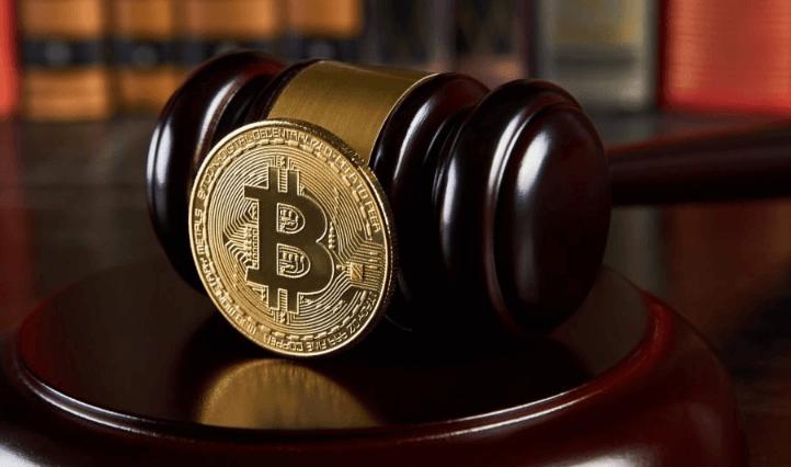Bitcoin en subasta