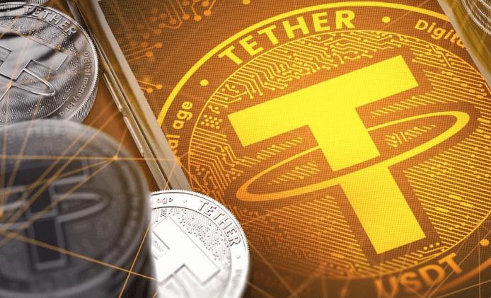 Tether fabrica $60 millones en USDT