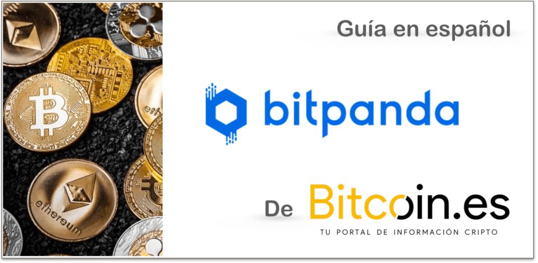 ¿Cómo comprar criptomonedas en Bitpanda? Guía completa