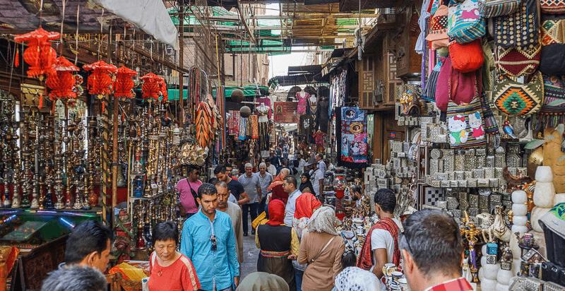 Cairo mercado