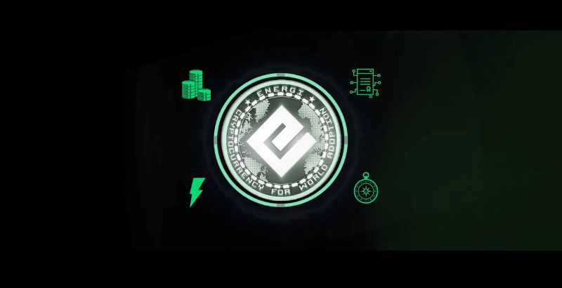Energi token