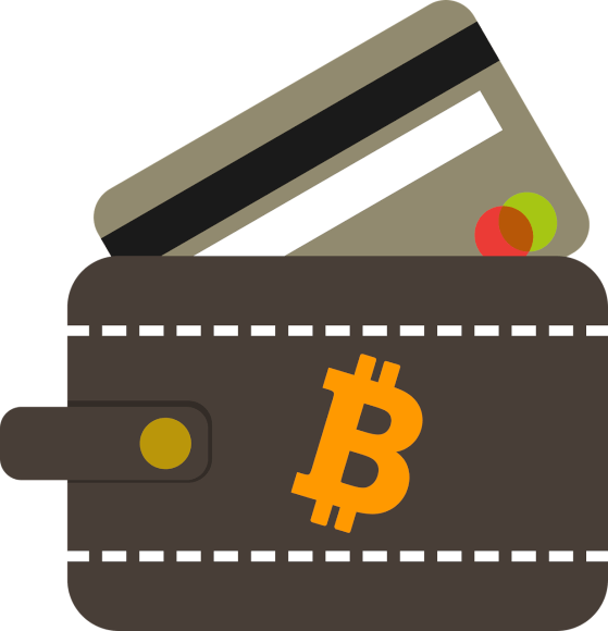 Imagen representativa de una cartera de Bitcoin