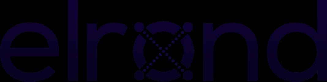 Logo de Elrond blockchain
