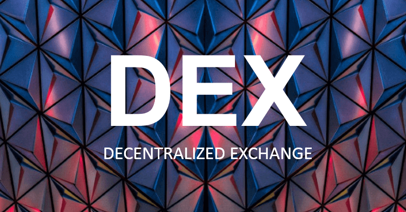 DEX decentralized exchange