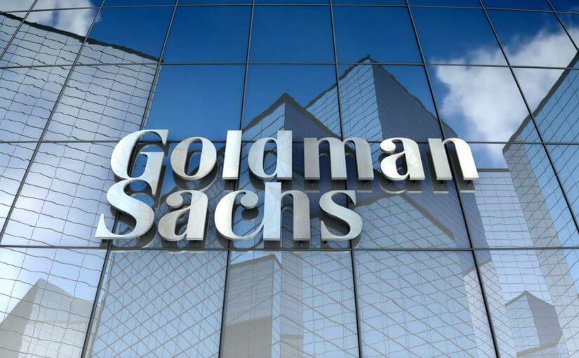 Imagen de la fachada del Goldman Sachs