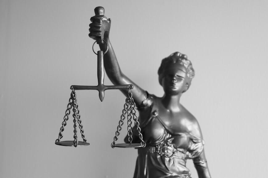 Imagen que representa la justicia