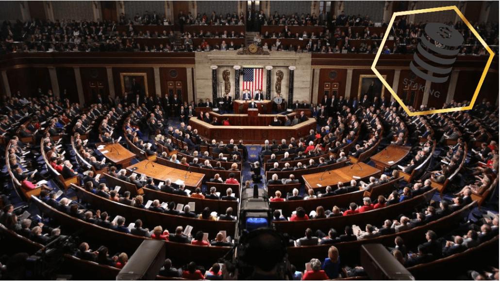 Cuatro miembros de la Cámara de Representantes de los EE.UU piden la elaboración de una ley especial para las recompensas provenientes del «staking»