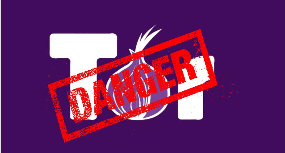 Imagen de la red Tor en peligro