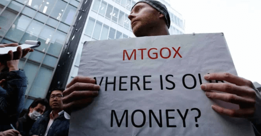 Mt.Gox dónde está nuestro dinero