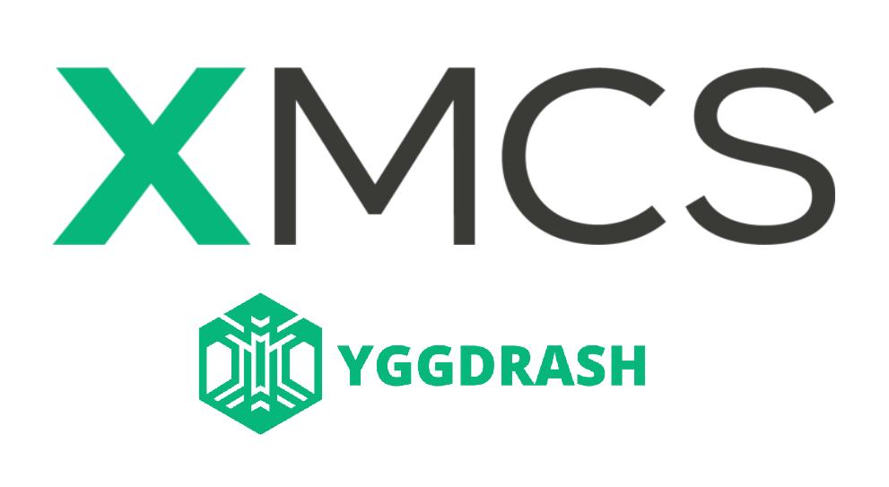 Logo actual y pasado de XMCS