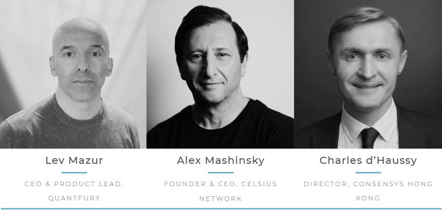 Semana Blockchain Hong Kong 2020 oradores