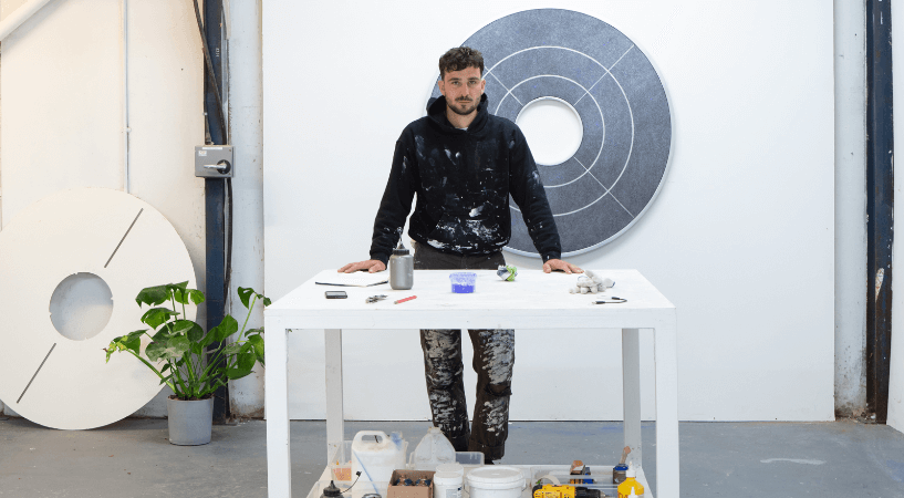 Gentilli - Bitcoin artista
