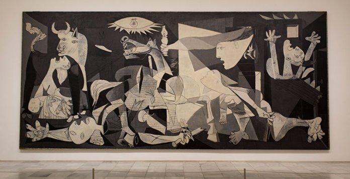 Imagen del Guernica