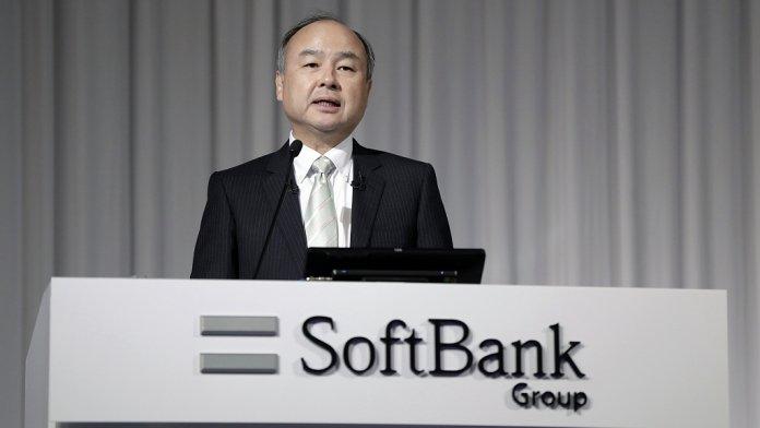 Imagen de Masayoshi Son CEO de SoftBank