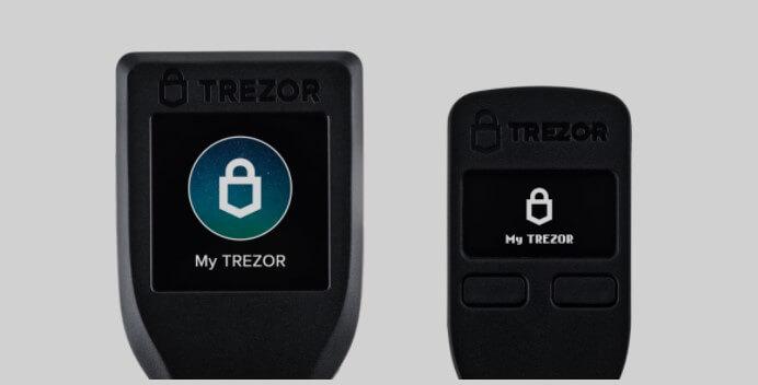trezor wallet