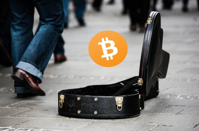 Caridad con Bitcoin