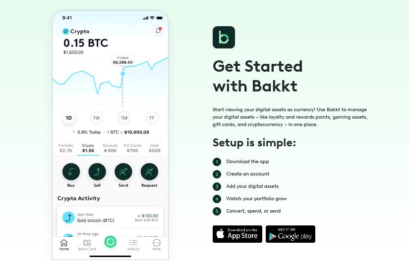 Bakkt App
