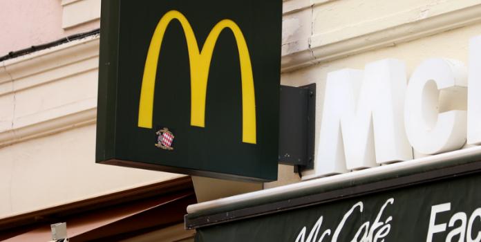 NFT de McDonalds Francia