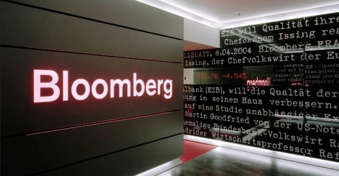 Bitcoin segun Bloomberg